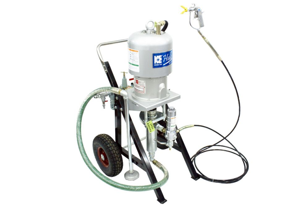 "A0116 10"" 70:1 Pneumatic Airless Sprayer"