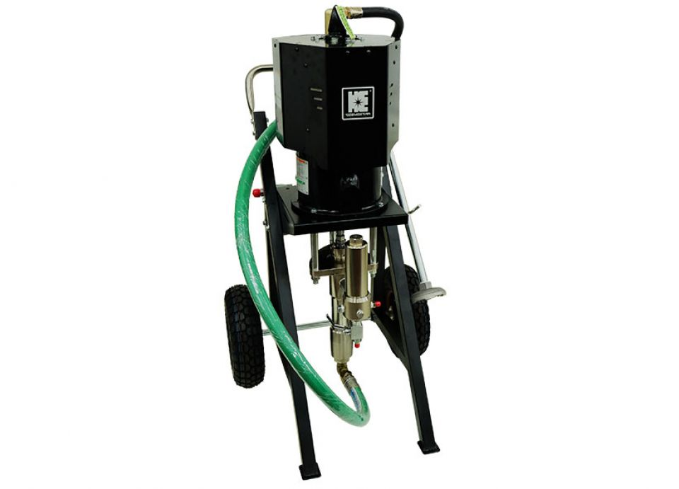 AX0115 ATLAS 65:1 Pneumatic Airless Sprayer