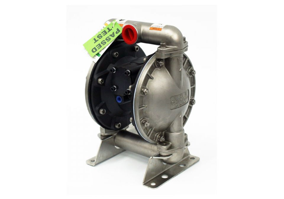 "D0306 1"" Double Diaphragm Pumps"