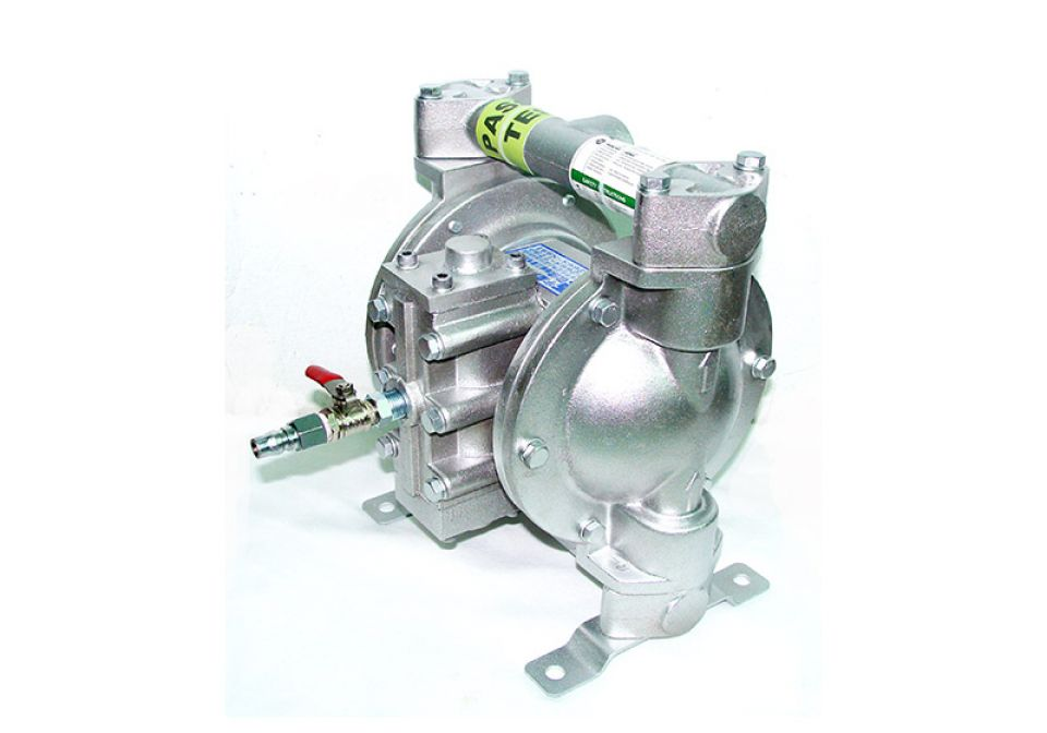 "D0903 3/4"" Double Diaphragm Pumps"