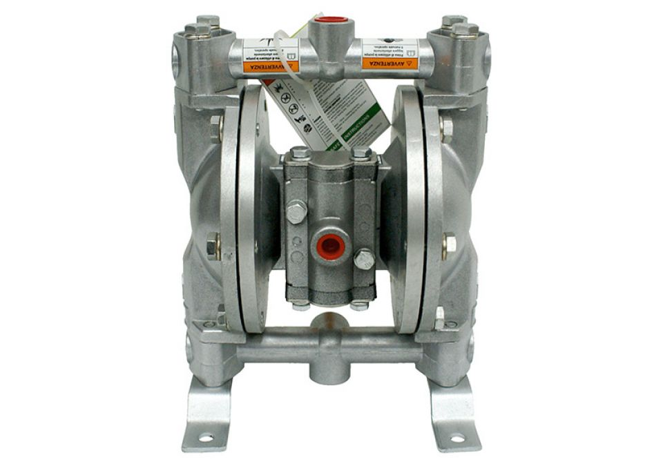 "D0302 3/8"" Double Diaphragm Pumps"