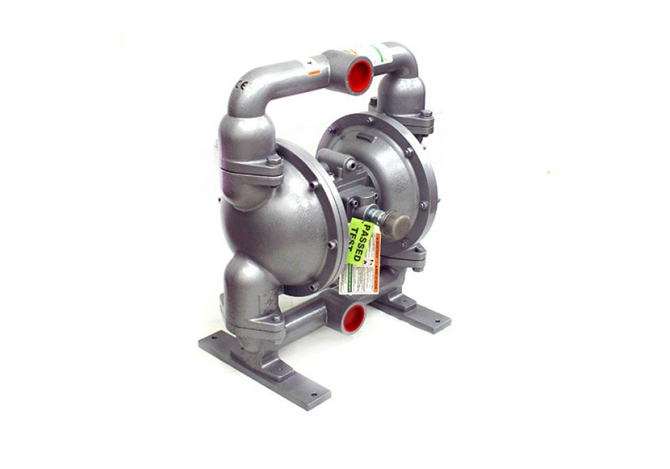 "D0908 2"" Double Diaphragm Pumps"